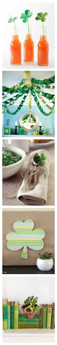 St. Patrick's Day Fun DIY Decoration Ideas!