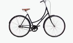 Pretty Greta bicycle
