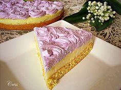Arome si culori - Dukan: Tort cu lime si afine