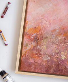 Esther Gemser Art | Strength Seth Godin, Pastels, Close Up, Strength, Canvas, Painting, Art, Modern Art, Tela
