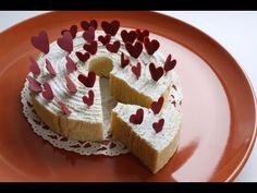 How to make Baumkuchen style cake Baumkuchen Nanchatte to series - YouTube