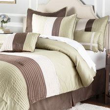 Windward 8 Piece Comforter Set