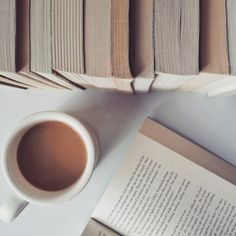 Books and coffee are two of my favorite things.