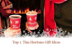 Top 5 Tim Hortons Gift Ideas, For that Tims lover in your life, here's how Shopping is made easy with Tim Hortons. Tim Hortons, Giveaways, Birthday Candles, Make It Simple, Christmas Gifts, Decorations, Gift Ideas, Easy, Life