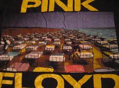Vintage Pink Floyd World Tour 1987 T-Shirt M/S