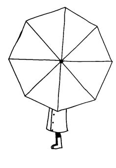 Best 12 Girl Holding an Umbrella Spring Coloring Page – SkillOfKing. Preschool Letter Crafts, Letter A Crafts, Spring Coloring Pages, Colouring Pages, Drawing For Kids, Line Drawing, Popsicle Stick Art, Back To School Art, Weather Crafts