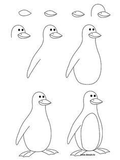 Схемы рисования животных и птиц и рыб . Сохраняйте на своей стене, делитесь с друзьями и рисуйте вместе с ребенком.
