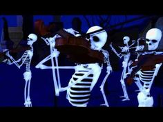 Danse Macabre (first performed in is the name of opus 40 by French composer Camille Saint-Saëns. The composition is based upon a poem by Henri Cazalis,. Halloween Music, Halloween Gif, Fete Halloween, La Danse Macabre, Dance Of Death, Primary Music, Piece Of Music, Music Activities, Elementary Music