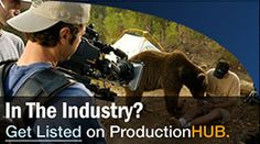 List of Arizona production companies through ProductionHUB.