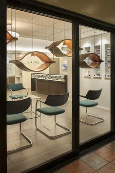 John Lum Architecture Bella Vista Optometry And Eye Clinic Optometry Clinic San Francisco