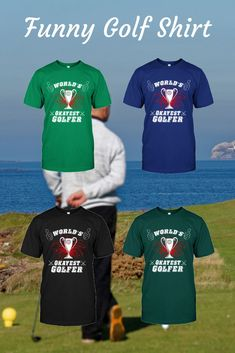 Delightful Hole-In-One Golf Gifts Ideas. Spectacular Hole-In-One Golf Gifts Ideas. Funny Golf Shirts, Cool Shirts, Golf Etiquette, Golf Ball Crafts, Golf Gifts For Men, Golf Quotes, Golf Sayings, Golf Wear, Hole In One