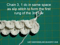Lost and Found Lane: Crocodile Stitch The Easy Way