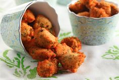 Crispy Lentil Fritters with Celebrity Chef Michael Smith