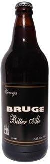Cerveja Bruge Bitter Ale, estilo Special/Premium Bitter, produzida por Bruge, Brasil. 5.5% ABV de álcool.
