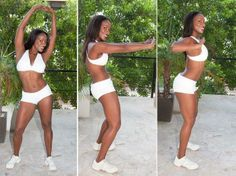 Workout exercises by Tiffany Rothe