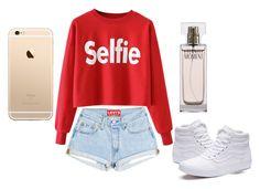 """#selfie"" by shantijones on Polyvore featuring Vans and Calvin Klein"