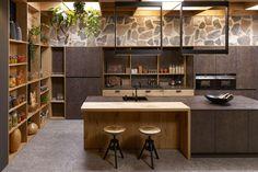* High-Quality Bespoke Kitchen Design and Installation * Bespoke Kitchens, Design Awards, Service Design, Liquor Cabinet, Corner Desk, House, Furniture, Home Decor, Kitchen Ideas