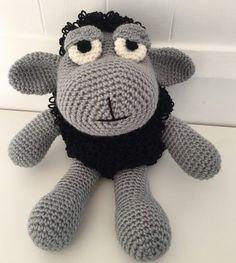 Crochet For Children: Free Amigurumi Sheep Pattern