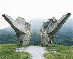 Eerie Eastern European War Memorials Look Like They're From Another Planet | WIRED