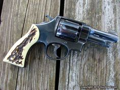 Smith and Wesson New Century Model. .44 Special...