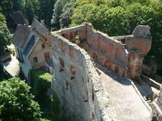 Zamek w Grodnie