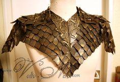 Legolas Armor & Tunic - The Hobbit Elven Costume Elf – Volto Nero Costumes