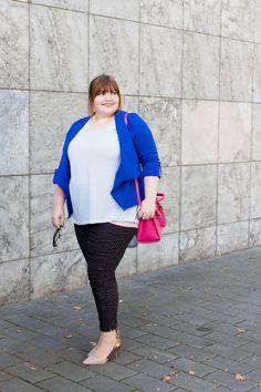 kathastrophal.de - German Curves: Plus Size Outfit für ein Vorstellungsgespräch
