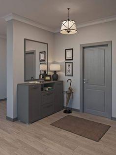 28 living room colour brimming ideas 00003 in 2020 Grey Interior Doors, Room Interior, Interior Paint Colors For Living Room, Room Colors, Interior Design Kitchen, Living Room Designs, House Design, Home Decor, Southwest Decor