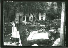 Excavations in Beyazit