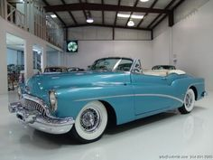 1953 Buick Skylark Convertible (80 pieces)