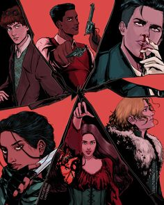 Six Of Crows Characters, Book Characters, Fanart, Crooked Kingdom, The Grisha Trilogy, Instagram Prints, Book People, Book Memes, Book Aesthetic