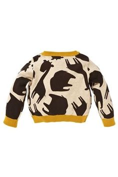 Animal print Sweatshirt - girls'