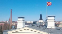 View from Tampere office.