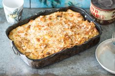 Tetrazzini, Lasagna, Macaroni And Cheese, Cooking, Ethnic Recipes, Food, Street, Kitchen, Mac And Cheese