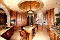 Beautiful Luxury Kitchen Design Ideas Kitchen Dazzling Of Home Renovation Luxury Kitchens Design Luxury Kitchen Design, Design Your Kitchen, Luxury Kitchens, Interior Design Kitchen, Home Kitchens, Kitchen Decor, Kitchen Designs, Interior Decorating, Kitchen Ideas