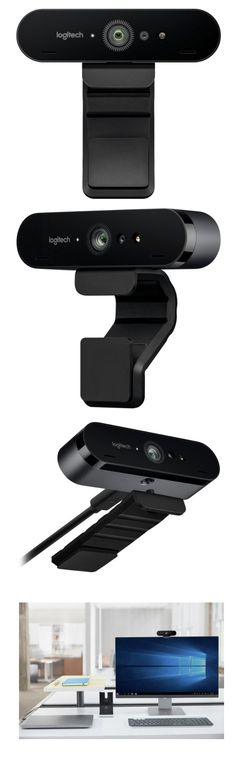 4f2dc76daee Webcams 4616: Logitech 4K Pro Webcam W Rightlight3 And Hdr Black $199.99 ->  BUY