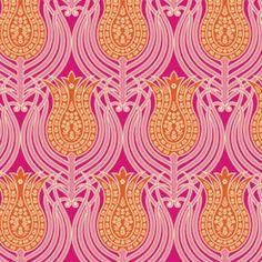 Joel Dewberry - Notting Hill - Tulips in Tangerine