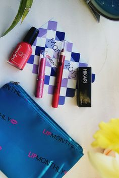 Lip Monthly March '15. – Armour and Warpaint