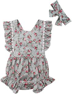 Miklan Forest Series Cute Toddler Infant Kids Baby Girls Dress Solid Ruffle Sun Dresses Clothes Outfits