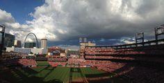St Louis Cardinals at Busch Stadium