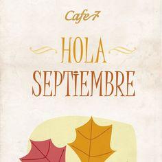 Ya es septiembre :-)  Todas tenemos un mes especial que marca nuestro año, ya sea por el cumpleaños, aniversario o una fecha muy especial, siempre estamos atentas para celebrarlo.  Si septiembre es tu mes especial, cuéntanos, ¿qué vas a celebrar?  #Cute #Moda #Look #Septiembre #BienvenidoSeptiembre #CafeSiete