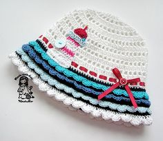 Вязаная мода для малышей: Vendula Maderska: яркое вязание