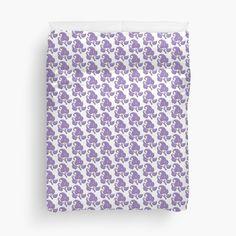 Purple Clover by karlajkitty