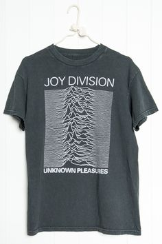 Brandy ♥ Melville | Joy Division Tee - Band Tees - Graphics