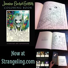 Autographed copies of my coloring book are now at my website here - My coloring…