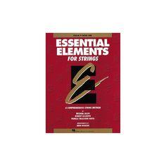 Hal Leonard Essential Elements for Strings Book 1 Violin
