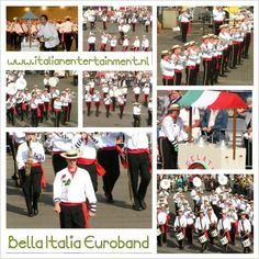 Bella Italia Euroband te boeken bij www.italianentertainment.nl Web Instagram User » Followgram