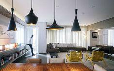 | Decorar con lámparas de diseño Beat Shade