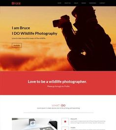 Photography-Bootstrap-Template