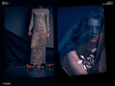 Pieces from HAVEN collection featured this month on Jute Magazine